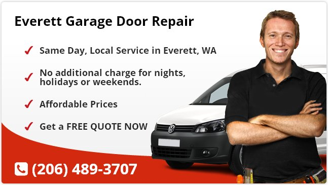Commercial Garage Door Repair Everett Wa
